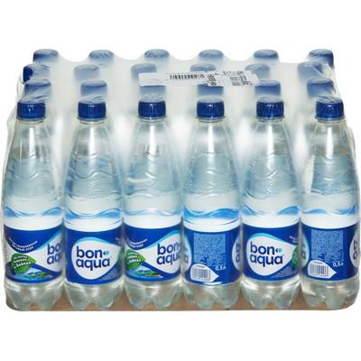 Вода питьевая газированная