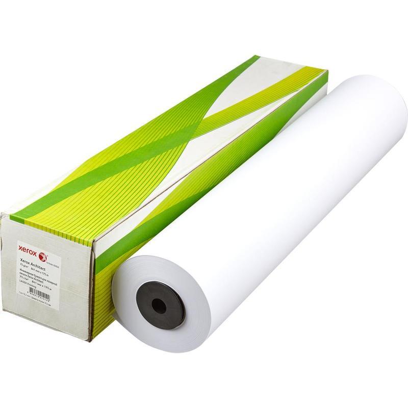 Бумага для широкоформатных принтеров и чертежных работ