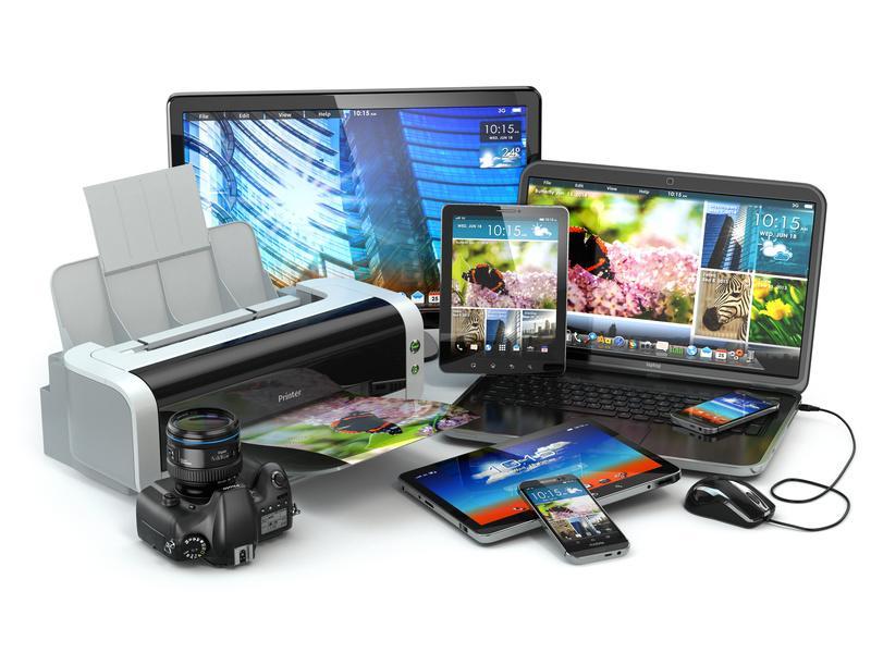 11 Компьютеры и аксессуары